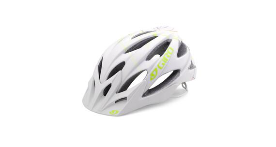 Giro Xara Helmet Women Matte White Geo